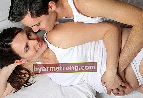 I rapporti sessuali durante la gravidanza danneggiano il bambino?