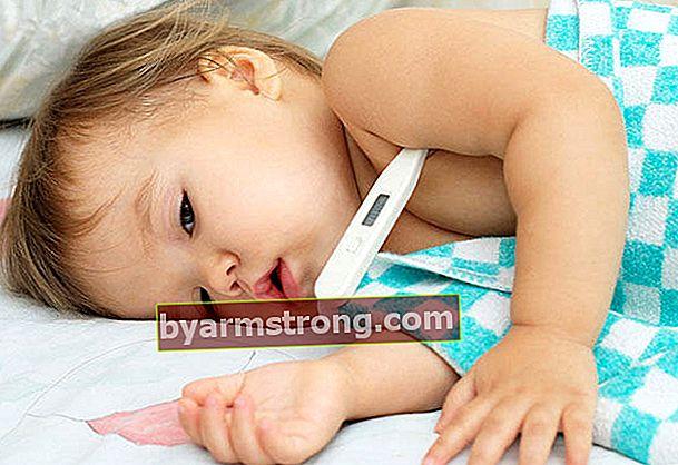 Kapan demam tinggi berbahaya?