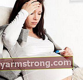 Attenzione a chi ha l'influenza durante la gravidanza!