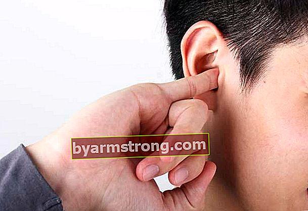 Apa yang menyebabkan gatal telinga?