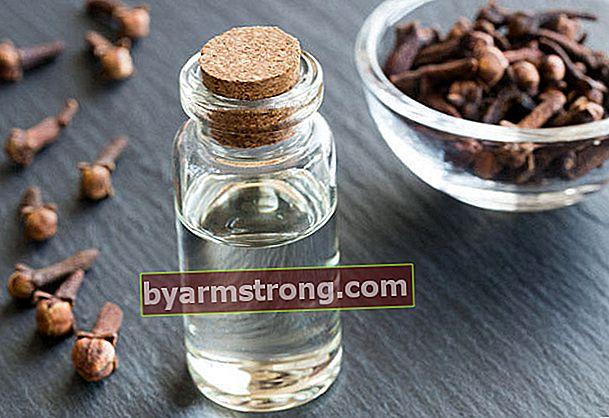 Benefici dell'olio di chiodi di garofano