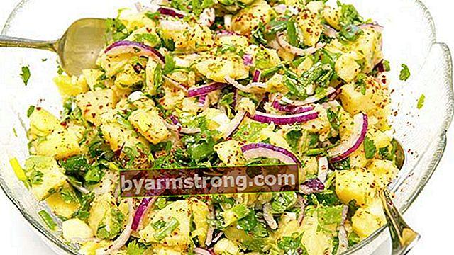 Resep Salad Kentang - Bagaimana Cara Membuat Salad Kentang?