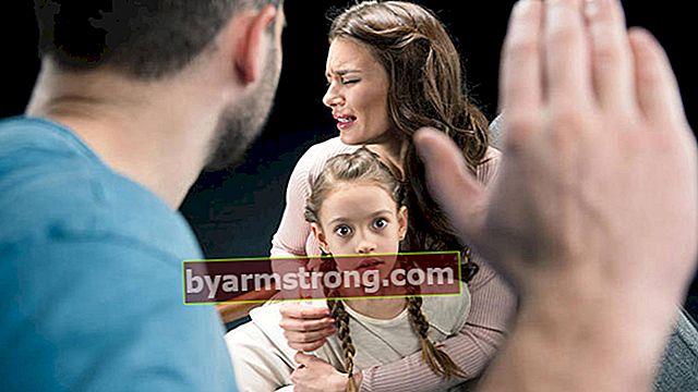In che modo la violenza domestica influisce sul bambino?