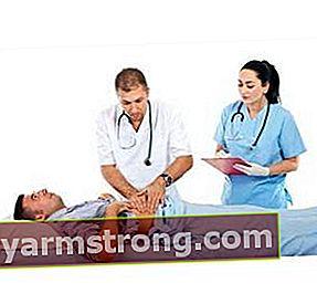 Sintomi di rotazione testicolare
