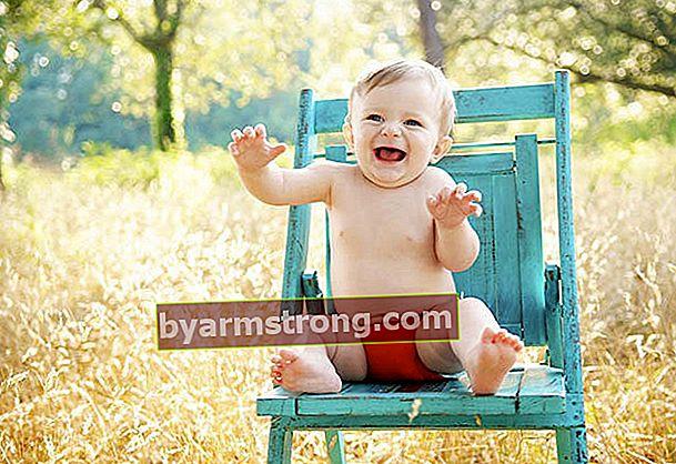 Ikuti metode ini untuk membesarkan bayi yang bahagia