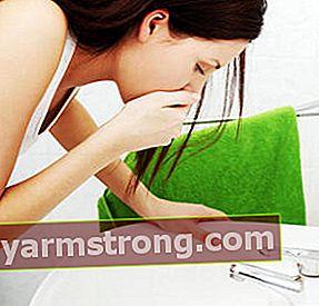 Presta attenzione al vomito eccessivo durante la gravidanza