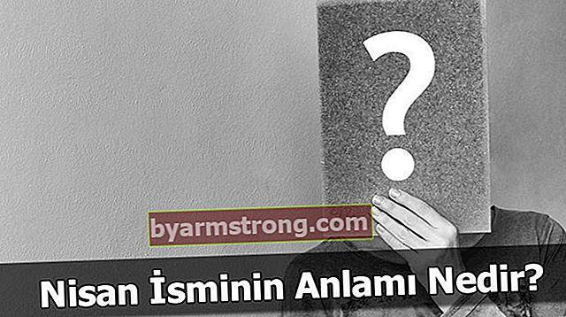 Qual è il significato del nome Nisan? Cosa significa aprile, cosa significa?