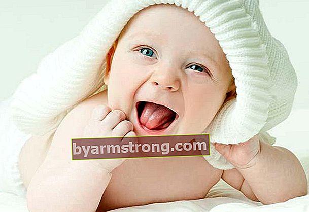 Sistem pencernaan yang bahagia penting untuk bayi yang bahagia