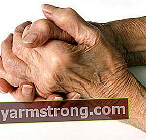 Non essere troppo duro con le tue mani!