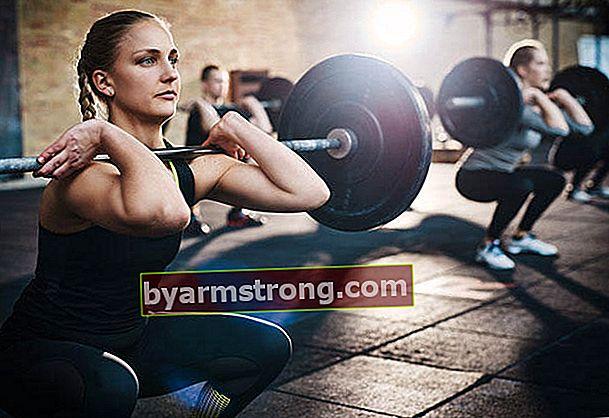 Modi sani per aumentare di peso con l'esercizio