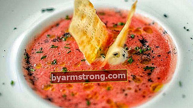 Resep gazpacho sup Spanyol dingin