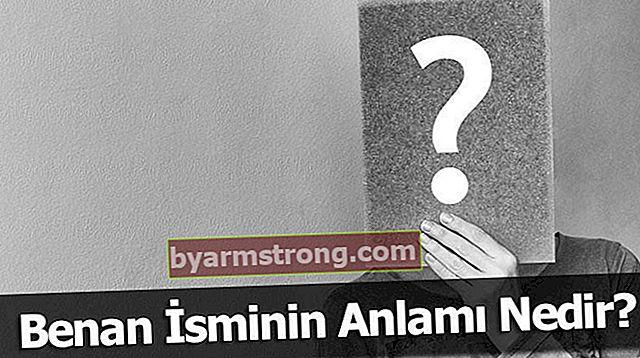 Qual è il significato del nome Benan? Cosa significa Benan, cosa significa?