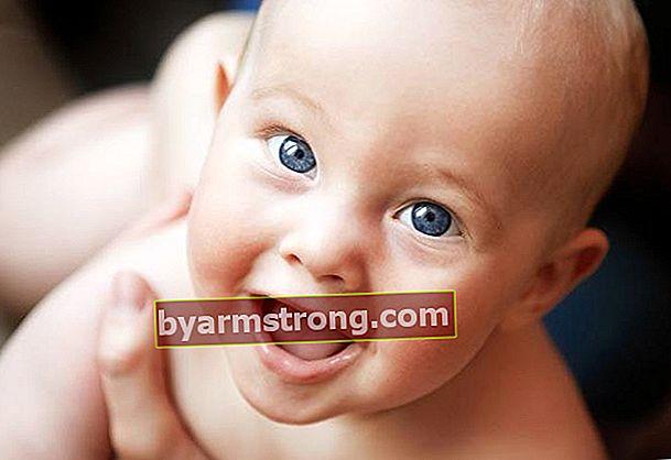 Kapan warna mata ditentukan pada bayi?