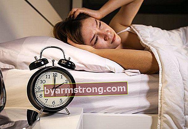 불면증의 원인