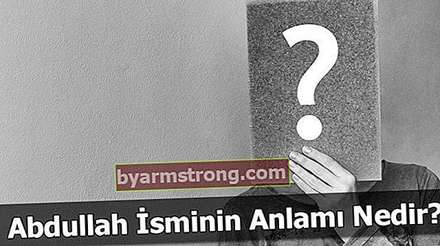 Qual è il significato del nome Abdullah? Cosa significa Abdullah, cosa significa?