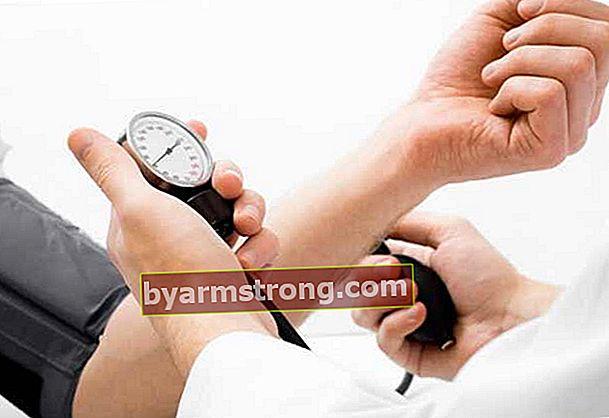 Berapa nilai tekanan darah?