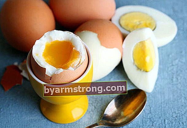 Come si preparano le uova sode?