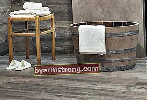 Avviso di tendenza per i pavimenti: ceramica simile al legno!