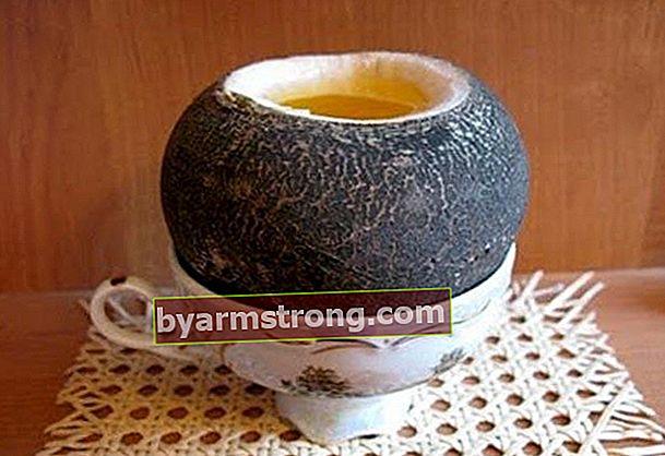 '' Lobak hitam dan madu '' yang langsung mengurangkan batuk