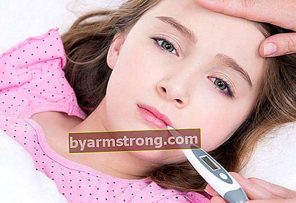 Penyebab dan pengobatan bronkitis pada anak-anak