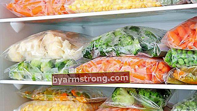 4 ricette e cibi che puoi conservare a lungo nel congelatore