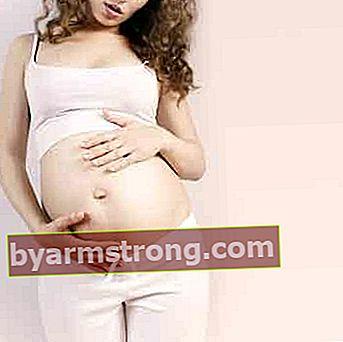 La gravidanza colpisce il cuore