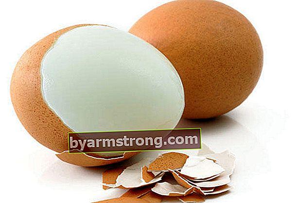 Come fai a sapere se l'uovo è fresco?