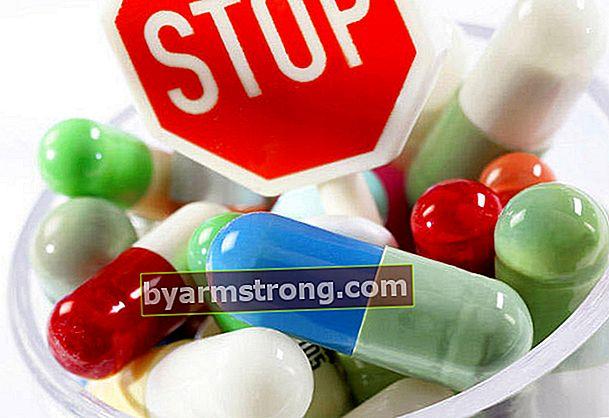 6 bahaya antibiotik pada anak-anak