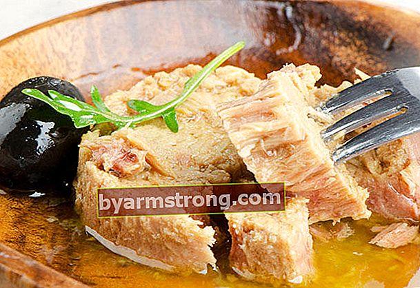 Makan tuna untuk menurunkan berat badan