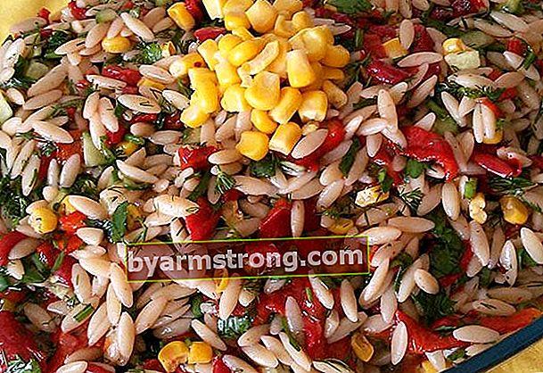 Resep Salad Mie