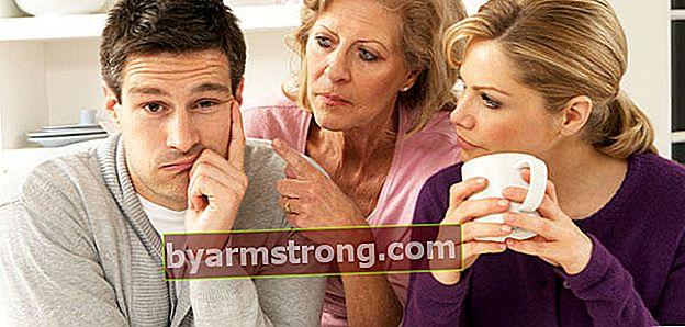 Konflik pengantin ibu mertua dan saran solusi