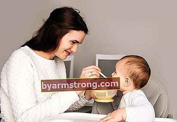 4. Ricetta della purea di carote per i bambini durante il mese