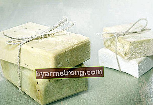 Come viene prodotto il sapone?