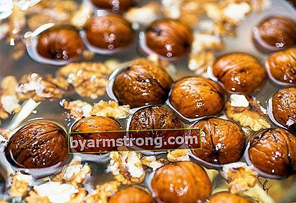 Apa faedah tempurung walnut?