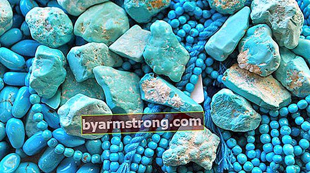 Cos'è la pietra turchese, come viene creata? Quali sono le proprietà, il significato e i vantaggi della pietra turchese?