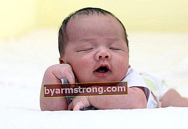 Jika bayi Anda tidak bisa tidur, coba metode ini