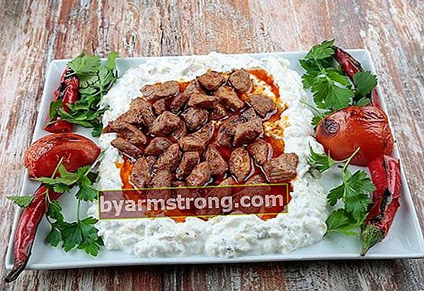 アリの肉を使った優しいレシピ