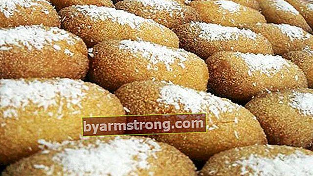 ヴィジエフィンガーデザートレシピ-セモリナ粉でヴィジエフィンガーデザートを作る方法は?