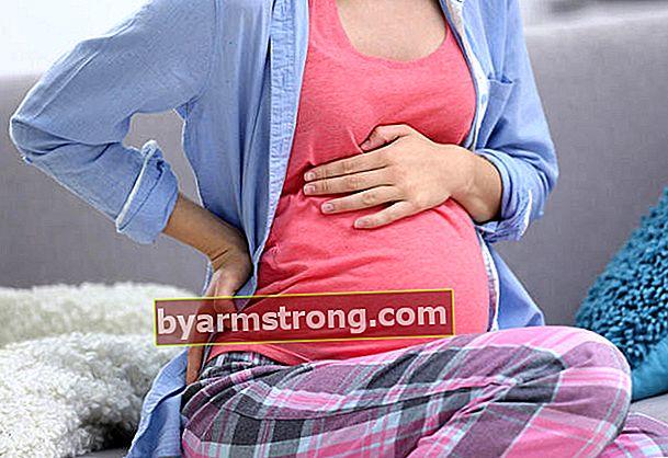 Perhatikan nyeri dan mati rasa di jari selama kehamilan!