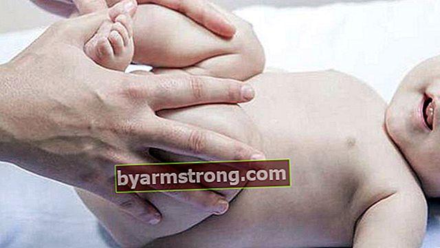 Apa yang baik untuk sakit perut pada bayi? Bagaimana sakit gas pada bayi pergi? Metode ekstraksi gas pada bayi