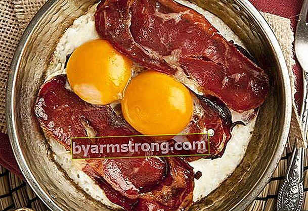 Ricetta uova e pancetta