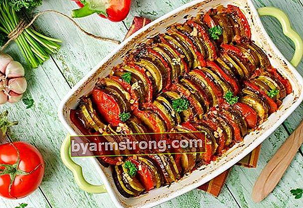 Una deliziosa ricetta di melanzane: Ratatuy
