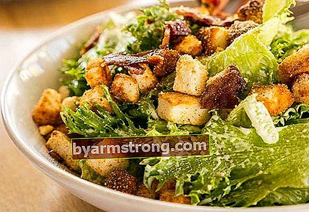Resep Salad Caesar Ayam