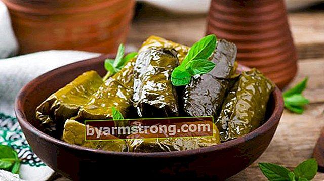 Come cucinare Sarma? I più bei metodi di cottura per avvolgere la carne in foglia e l'olio d'oliva