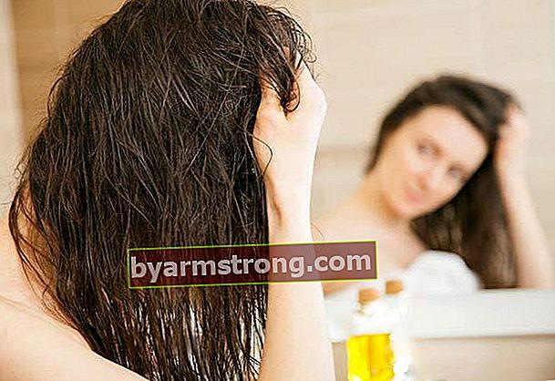 健康でふさふさした髪のために消費される食品