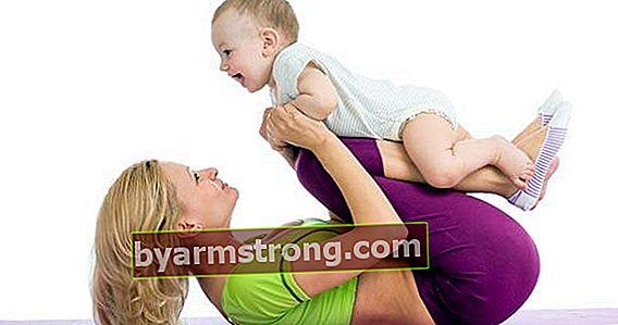 Cara untuk bangkit dalam masa yang singkat selepas melahirkan anak
