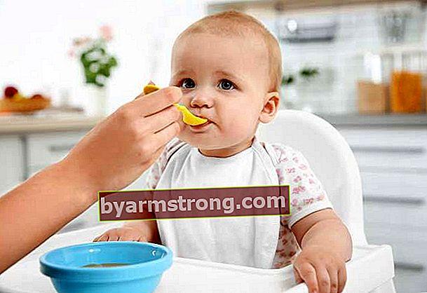 Apa yang harus dimakan bayi berusia 7 bulan?