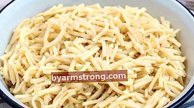 Come cucinare le tagliatelle? I migliori metodi e suggerimenti per cucinare i noodle